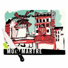 Montmartre Cutting Board