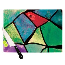 Stain Glass 1 Cutting Board