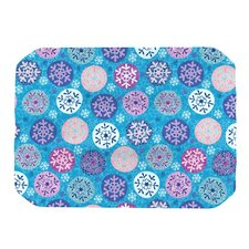 Floral Winter Placemat