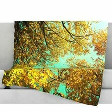 Vantage Point Fleece Throw Blanket