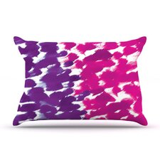 Fleeting Microfiber Fleece Pillow Case