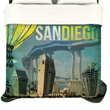 San Diego Duvet Collection