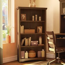 Gascony Bookcase in Sumptuous Cherry