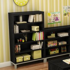 Flexible 5 Shelf Bookcase