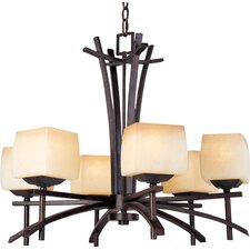 Asiana 6 Light Chandelier