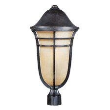 Westport VX ES 1 Light Outdoor Post Lantern