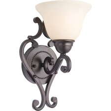 Manor 1 Light Wall Sconce