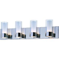 Silo 4 Light Bath Vanity Light