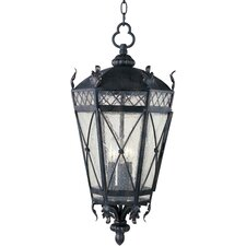 Canterbury 3 Light Hanging Lantern