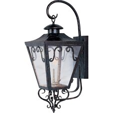 Cordoba Gas Large Outdoor Wall Lantern