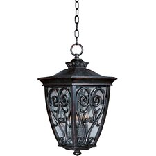 Newbury VX 3 Light Outdoor Hanging Lantern