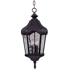 Garden VX 3 Light Outdoor Hanging Lantern
