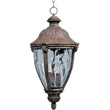 Morrow Bay VX 3 Light Outdoor Hanging Lantern