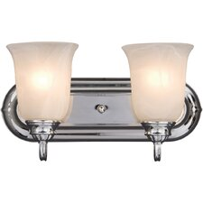 2 Light Small Vanity Light