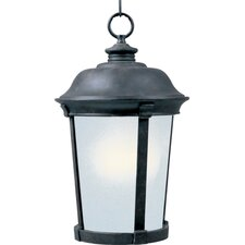 Dover ES 1 Light Outdoor Hanging Lantern