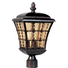 Orleans 3 Light Outdoor Post Lantern