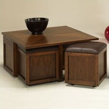 Nuance Coffee Table Set with Lift-Top