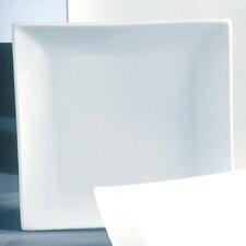 "Whittier Coupe Square 8"" Plate"