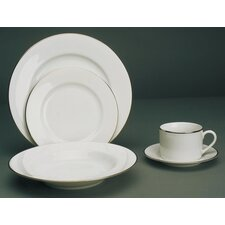 Gold Line Dinnerware Set