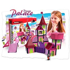 139 Piece 3D Dream Palace Kit