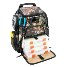 Recon Mossy Oak Compact Lighted Backpack with Tray