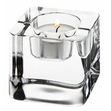 Ice Cube Crystal Votive