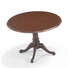 "48"" Diameter Round Top Traditional Table"