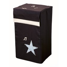 Rock 'N Roll Collapsible Hamper