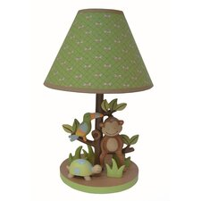 Papagayo Table Lamp with Shade