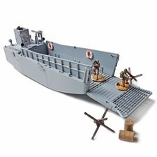 Forces of Valor U.S. LSM3 Landing Craft