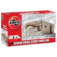 1:48 Afghan Single Storey Dwelling