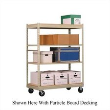 Inventory Carts with No Deck
