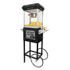 4 oz. Sideshow Hot Oil Kettle Popcorn Machine
