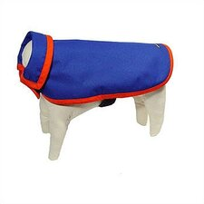 Rainproof Cordura Dog Jacket in Blue