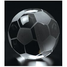 Soccer Ball Paperweight