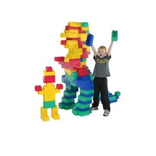 Jumbo Blocks 192 Piece Set