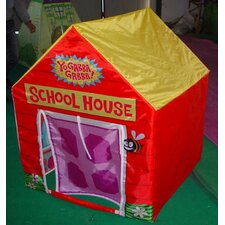Nickelodeon Yo Gabba Gabba Play House - School House Play Tent