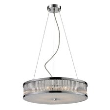 Amersham 5 Light Drum Pendant