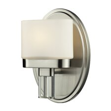 Tassoni 1 Light Bath Vanity Light