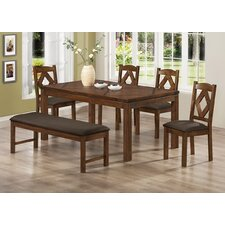 Sevilla 6 Piece Dining Set