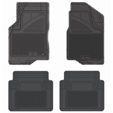 Kustom Fit  Precision All Weather Car Mat for Chevrolet Equinox 2005+