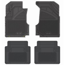 Kustom Fit  Precision All Weather Car Mat for Honda CRV 2002-2006