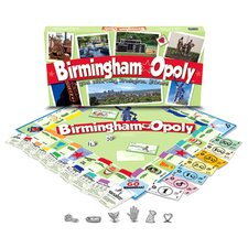 Birmingham-Opoly Board Game