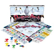 Penguin-Opoly Board Game