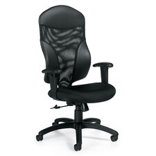Tye High-Back Pneumatic Office Chair