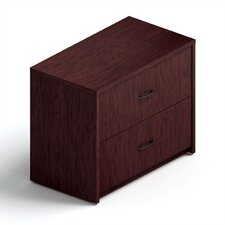 Genoa Two-Drawer Lateral File