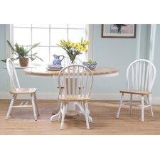 Farmhouse 5 Piece Dining Set