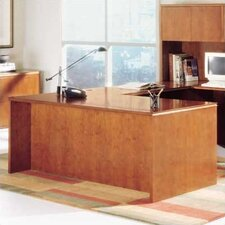 "Forte 72"" W Executive Desk Shell"