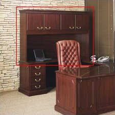 "Bedford 48"" H x 72"" W Desk Hutch"
