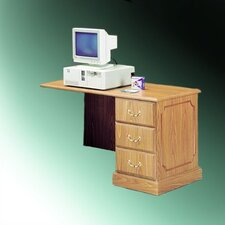 "Wyndham 29"" H x 48"" W Desk Return"